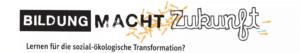 Logo der Konferenz Bildung Macht Zukunft