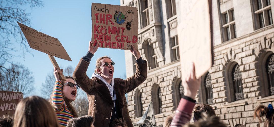 Klimastreik Macht Zukunft!