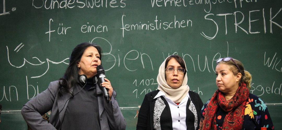 Feministischer Streik & Degrowth-Bewegung