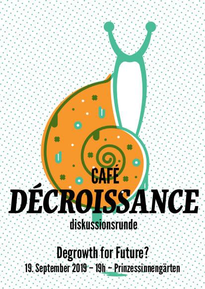 [extern] Café Décroissance: Degrowth for Future?