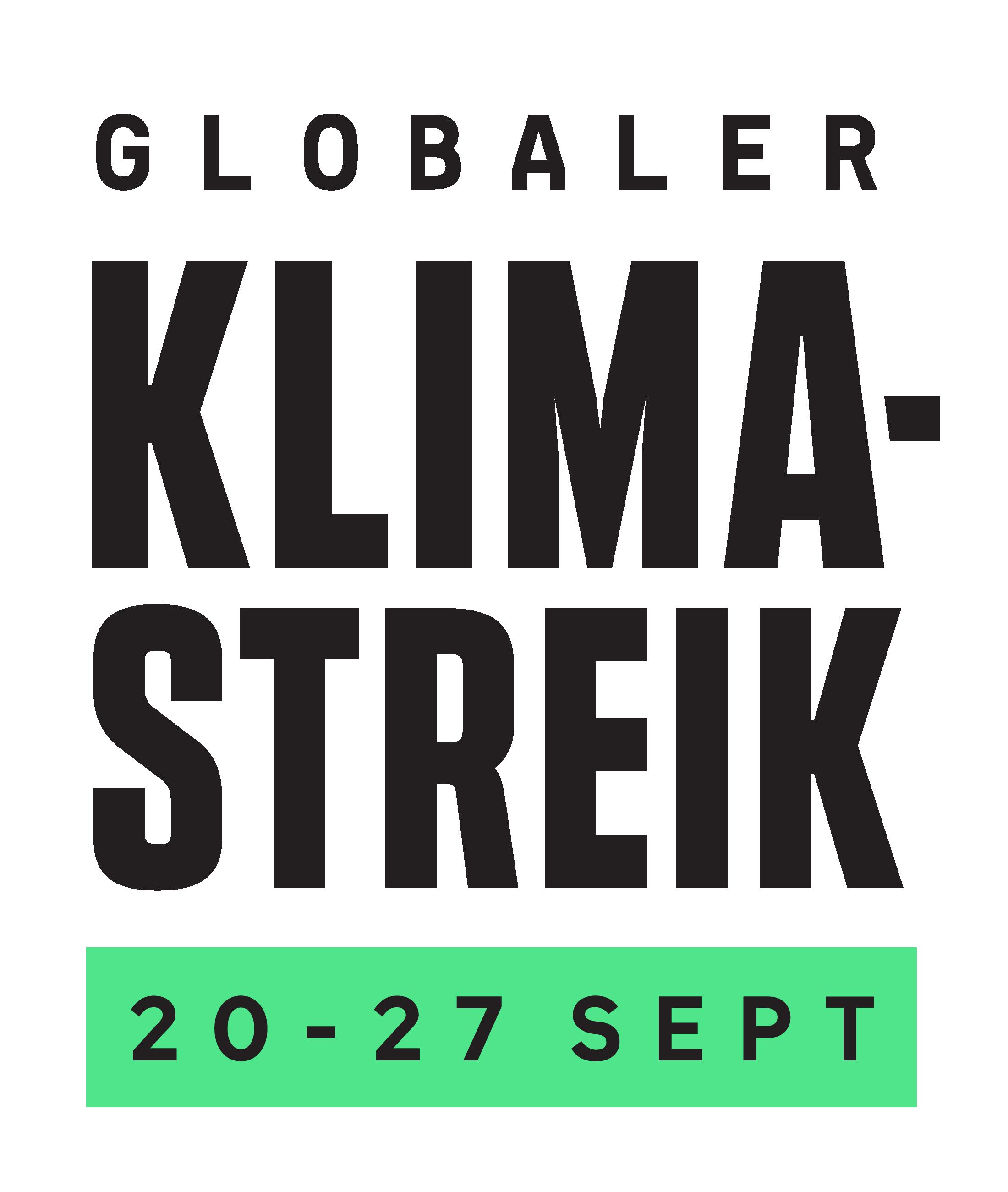 Globaler Klimastreik