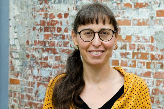 Portrait von Sara Maruozzo
